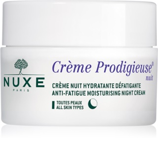 Nuxe Crème Prodigieuse Anti - Fatigue Moisturizing Cream Night Cream For All Types Of Skin