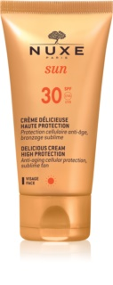 Nuxe Sun crème solaire visage SPF30