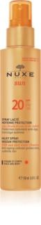 Nuxe Sun spray solaire SPF 20