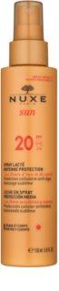 Nuxe Sun Zonnebrand Spray  SPF 20
