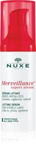 Nuxe Merveillance lifting serum za vse tipe kože