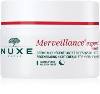 Nuxe Merveillance regeneráló éjszakai krém minden bőrtípusra