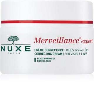 Nuxe Merveillance crema antirughe per pelli normali