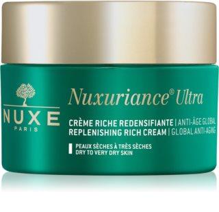 Nuxe Nuxuriance Ultra nährende und verjüngende Creme für trockene bis sehr trockene Haut
