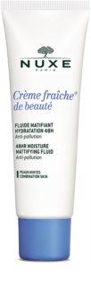 Nuxe Creme Fraîche de Beauté zmatňující hydratační péče pro smíšenou pleť