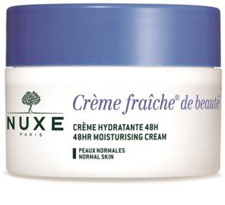 Nuxe Creme Fraîche de Beauté crème hydratante pour peaux normales
