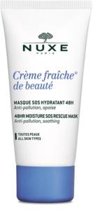 Nuxe Creme Fraîche de Beauté vlažilna maska