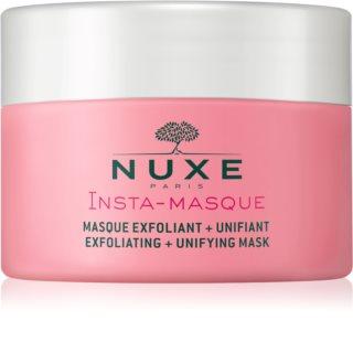 Nuxe Insta-Masque eksfolijacijska maska za ujednačavanje tena lica
