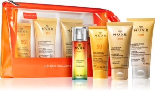 Nuxe Sun Travel Set III. (For Tanning)