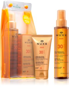 Nuxe Sun zestaw kosmetyków I. (do opalania)
