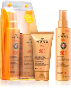 Nuxe Sun Cosmetic Set For Tanning