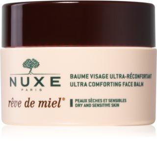 Nuxe Rêve de Miel intensiver beruhigender Balsam für empfindliche trockene Haut