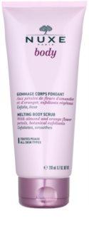 Nuxe Body sprchový peeling pre všetky typy pokožky