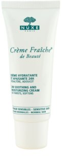 Nuxe Creme Fraîche de Beauté pomirjevalna in vlažilna krema za normalno kožo nagnjeno k draženju