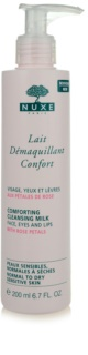 Nuxe Cleansers and Make-up Removers Reinigingsmelk  voor Normale tot Droge Huid