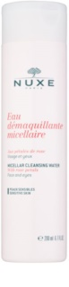Nuxe Cleansers and Make-up Removers Міцелярна очищуюча вода для чутливої шкіри навколо очей