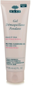 Nuxe Cleansers and Make-up Removers Melting Cleansing Gel For Normal To Mixed Skin
