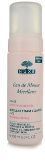 Nuxe Cleansers and Make-up Removers mousse nettoyante pour peaux normales à mixtes