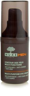 Nuxe Men Multi - Purpose Eye Cream To Treat Swelling And Dark Circles