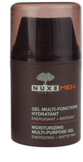 Nuxe Men Moisturizing Gel For All Types Of Skin