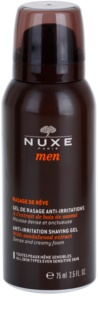 Nuxe Men Shaving Gel Against Irritation And Itching