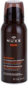 Nuxe Men gel de afeitar anti-irritaciones y anti-picores