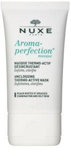Nuxe Aroma-Perfection čistiaca maska pre zmiešanú a mastnú pleť