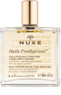 Nuxe Huile Prodigieuse Многофункционално сухо масло за лице, тяло и коса