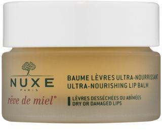 Nuxe Reve de Miel výživný balzam na pery