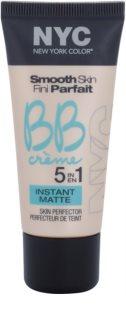 NYC Smooth Skin Instant Matte matující BB krém