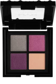 NYX Professional Makeup Full Throttle paleta de sombras