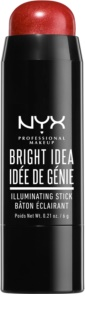 NYX Professional Makeup Bright Idea Highlighter in Stick