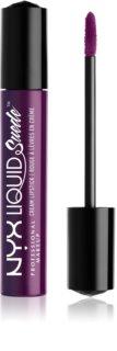 NYX Professional Makeup Liquid Suede™ Cream batom líquido à prova d´água com acabamento mate