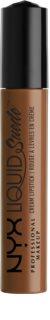NYX Professional Makeup Liquid Suede™ Cream folyékony rúzs