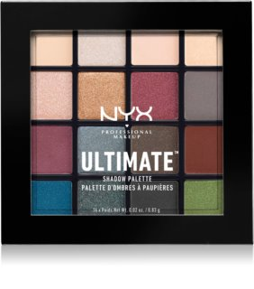 NYX Professional Makeup Ultimate Shadow Lidschattenpalette