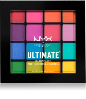 NYX Professional Makeup Ultimate Shadow палетка тіней для очей