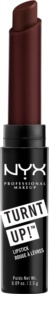 NYX Professional Makeup Turnt Up! rtěnka