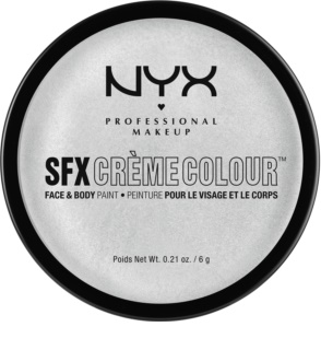NYX Professional Makeup SFX Creme Colour™ base para rosto e corpo