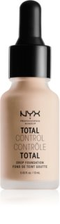 NYX Professional Makeup Total Control Drop Foundation puder