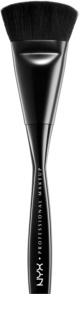 NYX Professional Makeup Pro Brush pędzel do konturowania i do różu