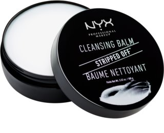 NYX Professional Makeup Stripped Off™ bálsamo purificante