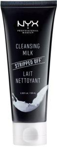 NYX Professional Makeup Stripped Off™ leite de limpeza