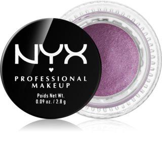 NYX Professional Makeup Holographic Halo Cream Eyeliner creion cosmetic holografic pentru ochi