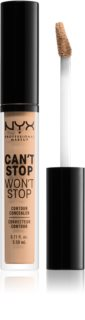 NYX Professional Makeup Can't Stop Won't Stop Liquid Concealer