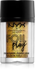 NYX Professional Makeup Foil Play Αστραφτερό χρώμα