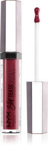 NYX Professional Makeup Slip Tease lac de buze intens pigmentat