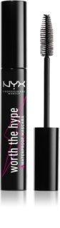 NYX Professional Makeup Worth The Hype Waterproef Mascara