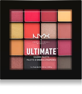 NYX Professional Makeup Ultimate Shadow paletka očních stínů
