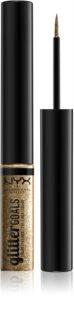 NYX Professional Makeup Glitter Goals Eyelineri