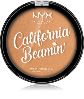 NYX Professional Makeup California Beamin´ bronzer
